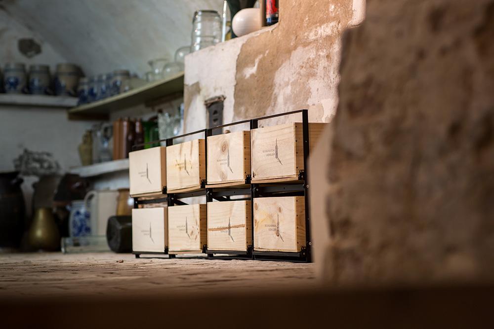 Bourgondische Bierkelder - Rijpen van Bier