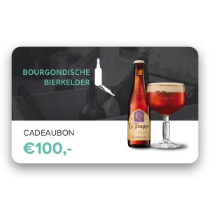 Cadeaubon Bourgondische Bierkelder