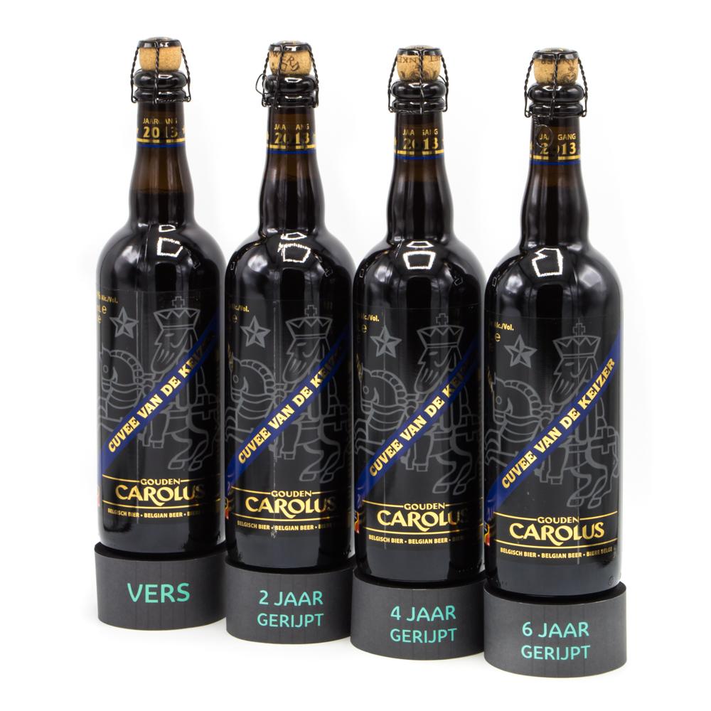Gouden Carolus - Cuvée van de Keizer Blauw