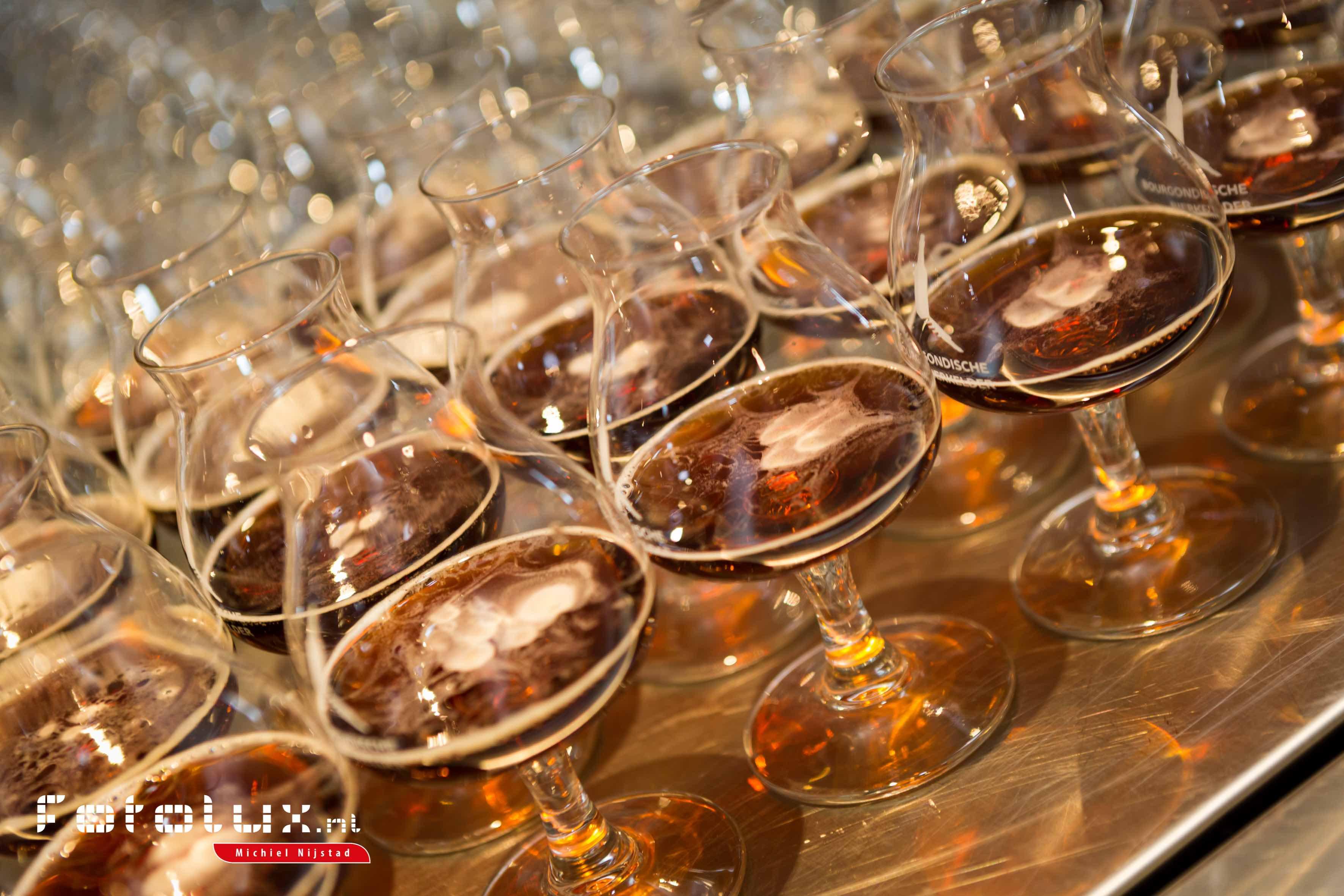 Opening Bourgondische Bierkelder