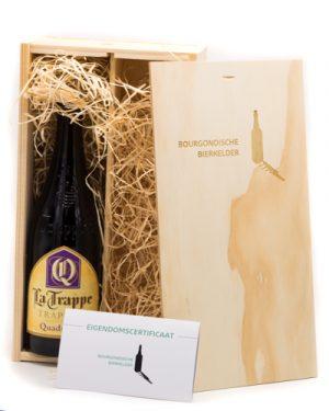 Cadeaukist La Trappe Quadrupel
