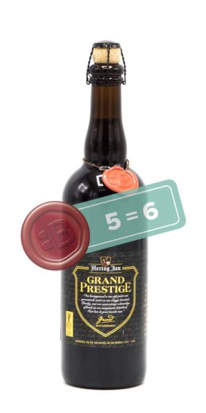 Hertog Jan Grand Prestige 5 = 6