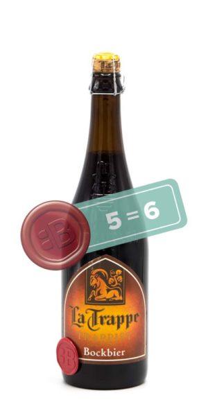 La Trappe Bock 5 = 6