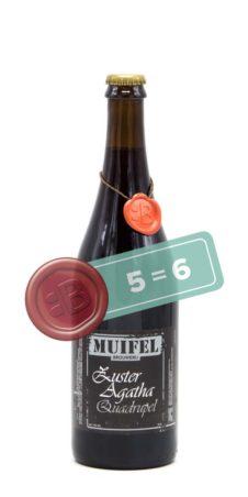 Muifel Zuster Agatha 5 = 6