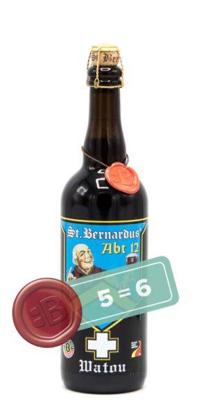 St. Bernardus Abt 12 5 = 6