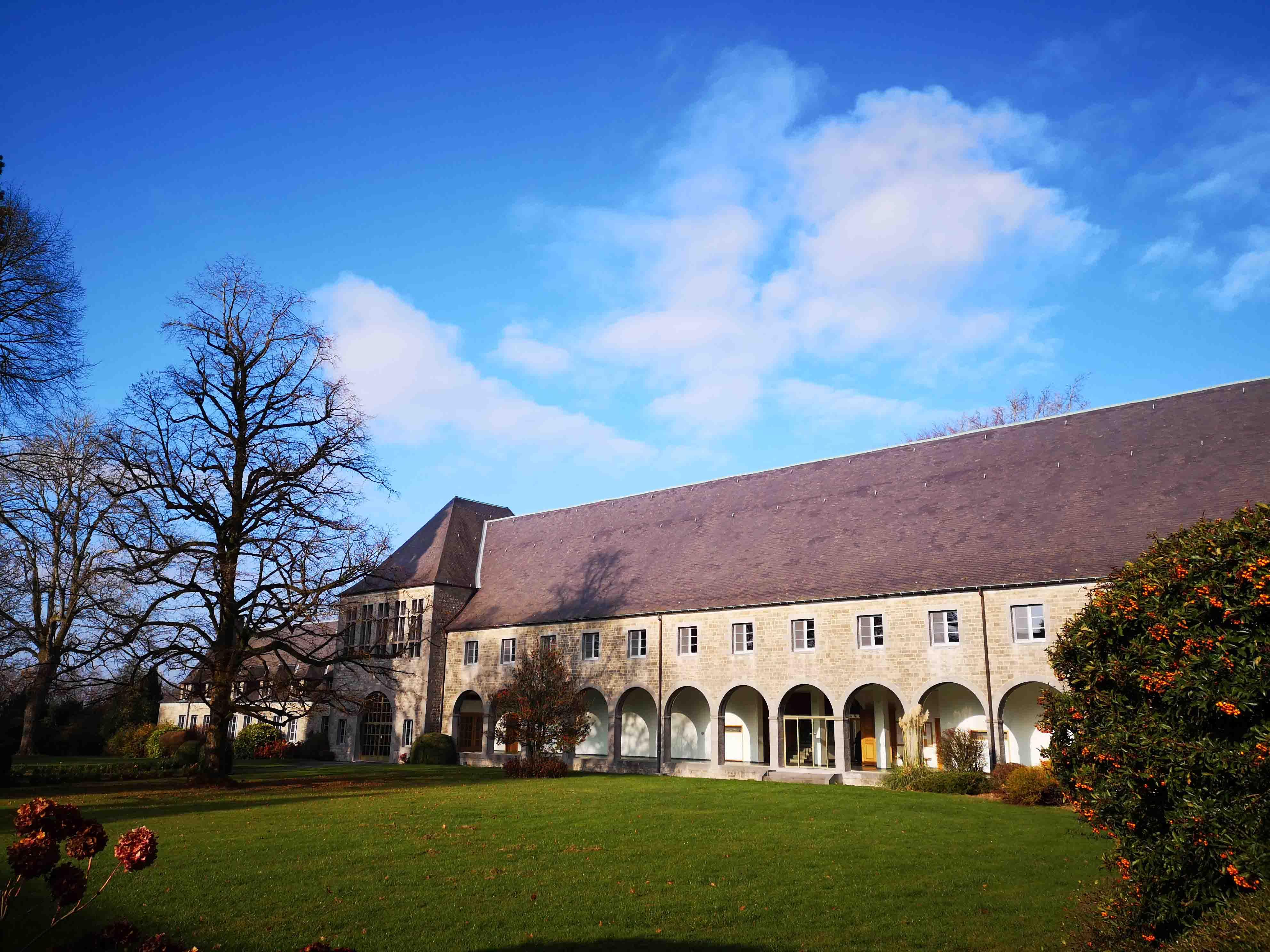 Trappisten-abdij van Chimay
