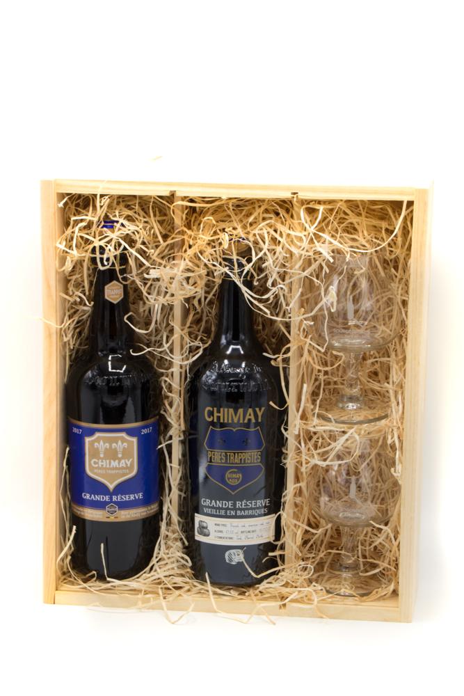 Proefkist Chimay Grand Reserve - Fermentee en Barrique
