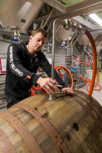 Brouwerij Jopen - Barrel Room