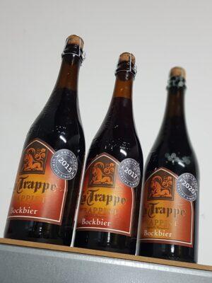 La Trappe Bockbier 2015-2017-2020